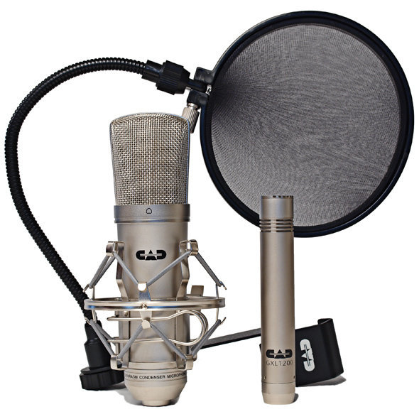 View larger image of CAD Audio GXL2200SP Microphone Studio Pack