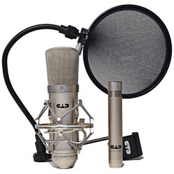 CAD Audio GXL2200SP Microphone Studio Pack