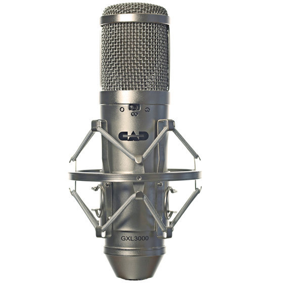 View larger image of CAD Audio GXL3000 Large Diaphragm Cardoid Condenser Microphone
