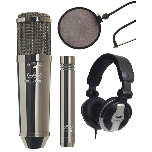 View larger image of CAD Audio GXL3000BPSP Microphone Studio Pack