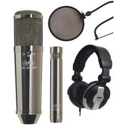 CAD Audio GXL3000BPSP Microphone Studio Pack