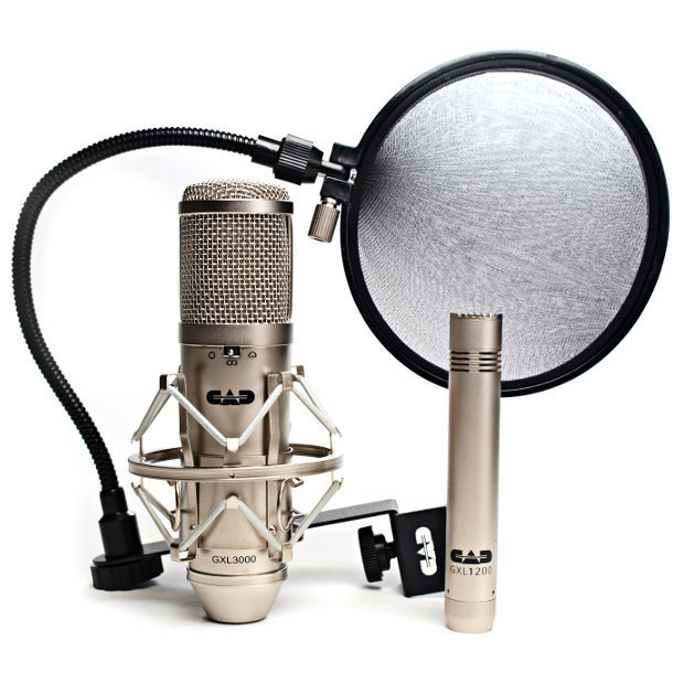 View larger image of CAD Audio GXL3000SP Microphone Studio Pack