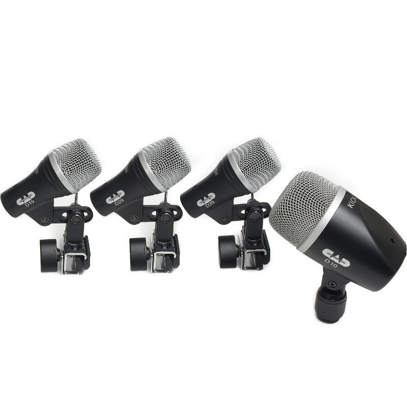 View larger image of CAD Audio Stage4 Drum Microphone Pack