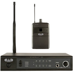 CAD Audio STAGESELECT Wireless In Ear Monitor System