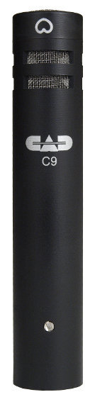 View larger image of CAD C9S Cardioid Stage Series Drum Condenser Microphones - Pair