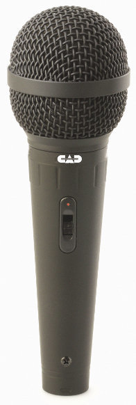View larger image of CAD CAD12 Cardioid Handheld Dynamic Microphone with On/Off Switch