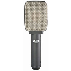 CAD D80 Side Address Large Diaphragm Cardioid Dynamic Cabinet/Percussion Microphone