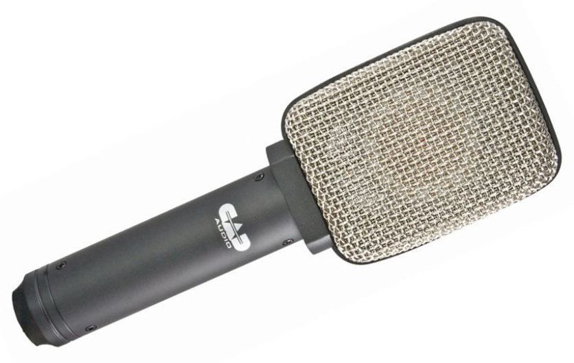 View larger image of CAD D80 Side Address Large Diaphragm Cardioid Dynamic Cabinet/Percussion Microphone