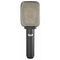 CAD D82 Side Address Figure-of-Eight Ribbon Cabinet/Percussion Microphone