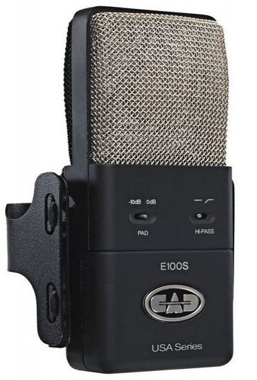 View larger image of CAD E100S Large Diaphragm Supercardioid Condenser Microphone