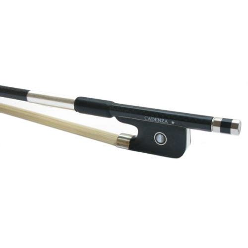 View larger image of Cadenza 1 Star Carbon Fibre Viola Bow - 4/4
