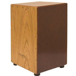 Tycoon 35 Series Cajon - Oak/Hardwood