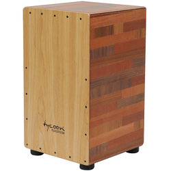 Tycoon Cajon 29 Box Series Cajon - Wood Mix