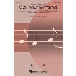 Call Your Girlfriend (Robyn) - ShowTrax CD