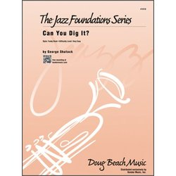 Can You Dig It? - Score & Parts, Very Easy