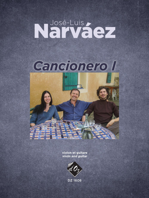 View larger image of Cancionero I (Narvaez) - Guitar & Violin Duet