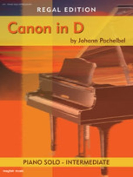 View larger image of Canon in D (Pachelbel)