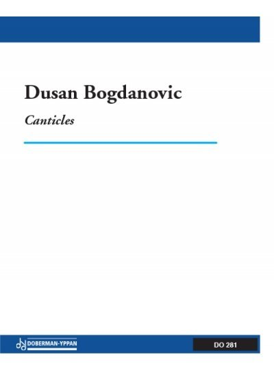 View larger image of Canticles (Bogdanovic) - Guitar Duet