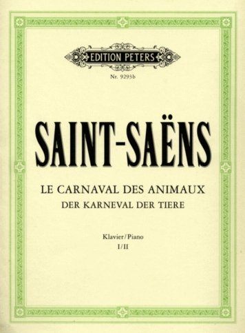 View larger image of Carnival of the Animals (Saint Saens) (2P4H)