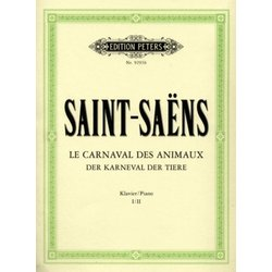 Carnival of the Animals (Saint Saens) (2P4H)