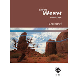 Carrousel (Meneret) - Guitar Quartet