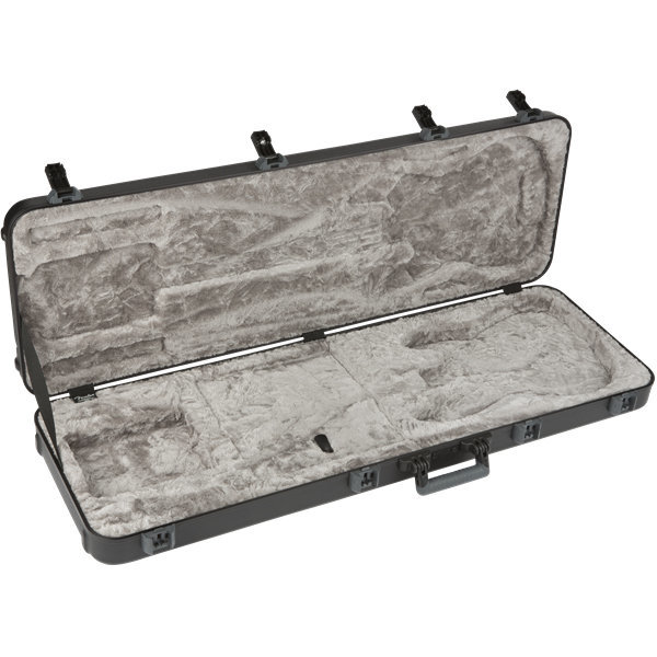 View larger image of Fender Deluxe Molded Bass Case - Black