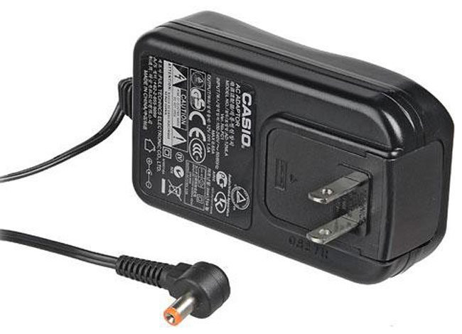 View larger image of Casio AD12M3 AC 12V Power Adapter