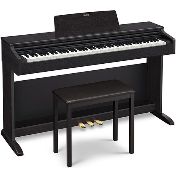 View larger image of Casio AP-270 Celviano Digital Piano - Cabinet, Black