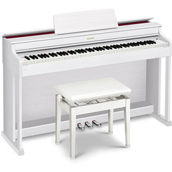 Casio Celviano Digital Piano - White
