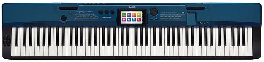 View larger image of Casio PX-560BE Privia Digital Piano