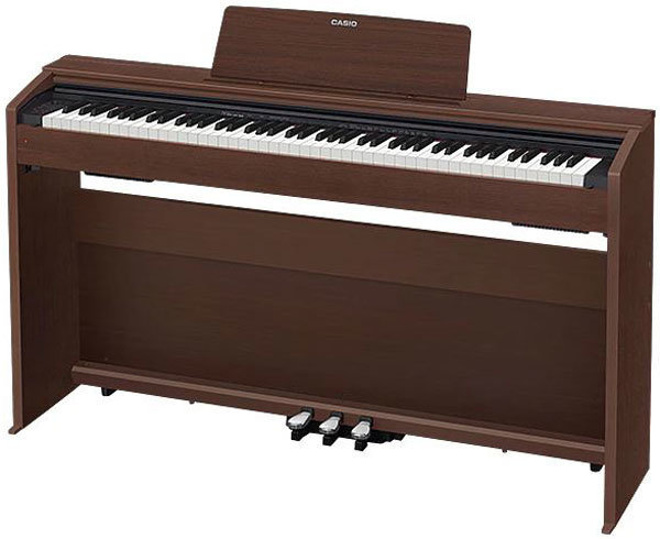 View larger image of Casio PX-870 Privia Digital Home Piano - Brown