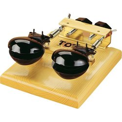 Toca Castanet Machine with Mount - Wood