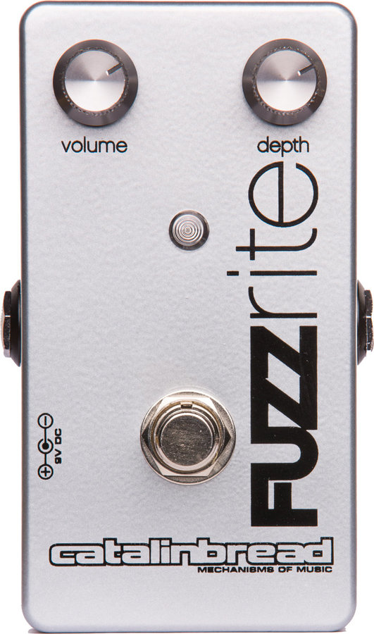 View larger image of Catalinbread Fuzzrite Pedal