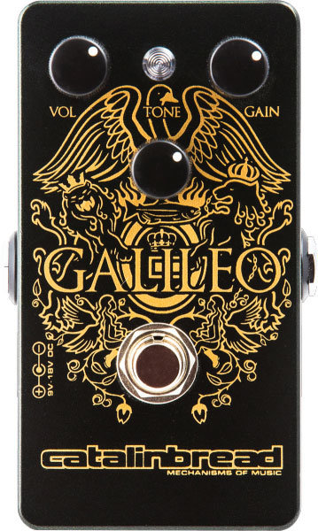 View larger image of Catalinbread Galileo MKII Pedal