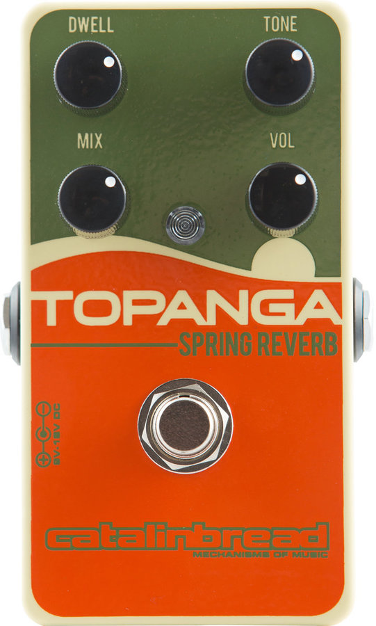 View larger image of Catalinbread Topanga Pedal