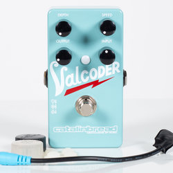 Catalinbread Valcoder Tremolo Pedal - Previously Owned