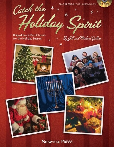 View larger image of Catch the Holiday Spirit - Performance/Accomp CD