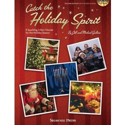 Catch the Holiday Spirit - Performance/Accomp CD
