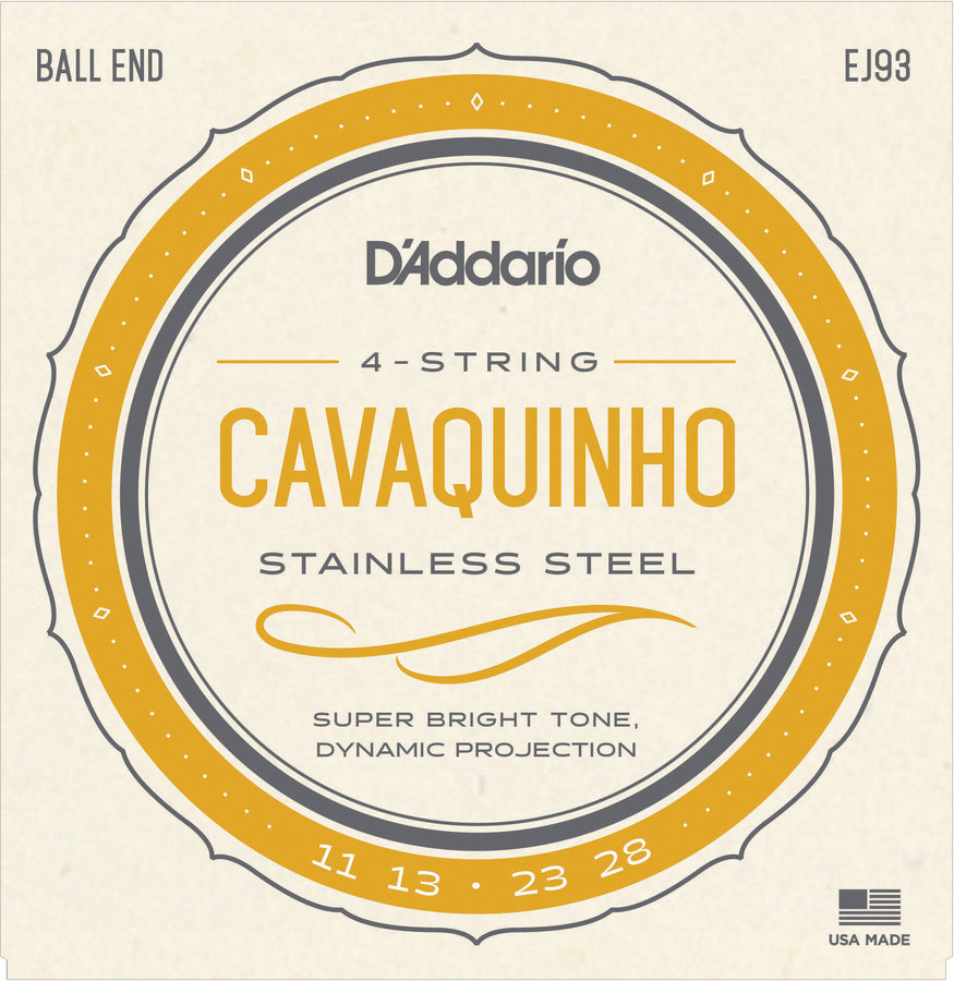 View larger image of Cavaquinho Strings - Stainless Steel