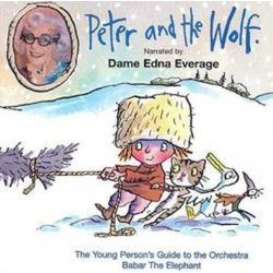 Peter & the Wolf - The Young Persons Guide to the Orchestra - CD