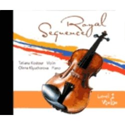 Royal Sequence - Introductory Violin - Accompaniment CD