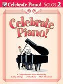 View larger image of Celebrate Piano! Solos 2