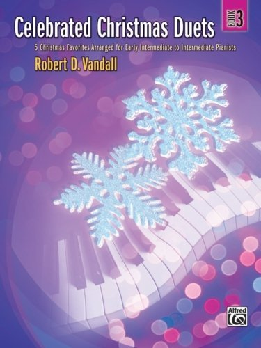 View larger image of Celebrated Christmas Duets, Book 3 (1P4H)