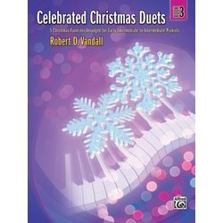 Celebrated Christmas Duets, Book 3 (1P4H)