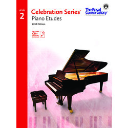 Celebration Series Piano Etudes 2015 Edition - Level 2
