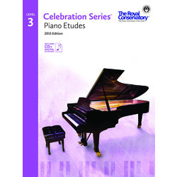 Celebration Series Piano Etudes 2015 Edition - Level 3