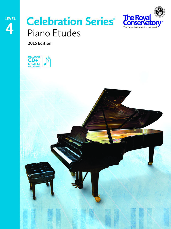 View larger image of Celebration Series Piano Etudes 2015 Edition - Level 4