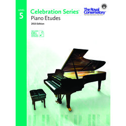 Celebration Series Piano Etudes 2015 Edition - Level 5