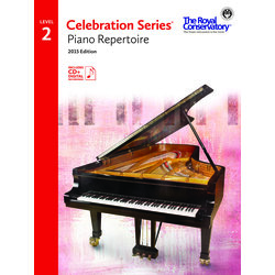 Celebration Series Piano Repertoire 2015 Edition - Level 2