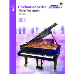Celebration Series Piano Repertoire 2015 Edition - Level 3